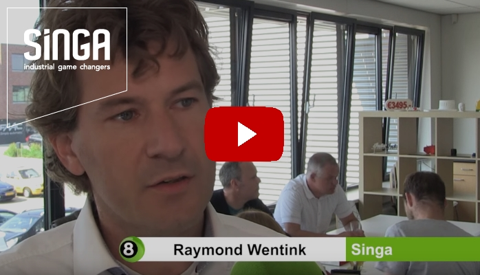 Raymond Wentink naar Silicon Valley